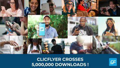 5 million users